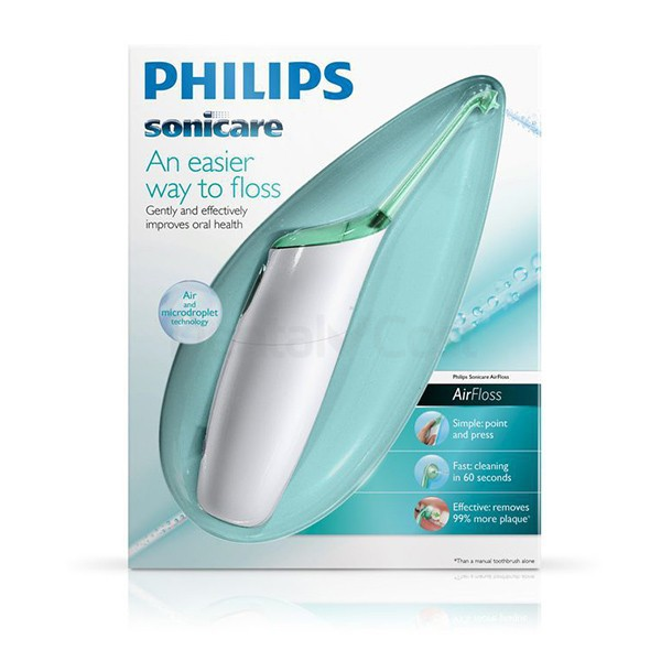 philips sonicare airfloss instructions